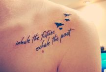 Tattooooos / by Laura Onet