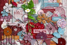 digital scrapbooking kits / by Rita Kelp