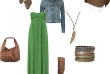 Fall into Fashion. / Fall fashiony inspirationy. / by Kim Hannan
