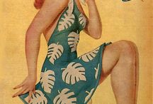1941-1945 Pin up / by Chad Hill