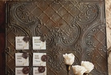 All things TIN / One material, so many uses. / by Armstrong Ceilings for the Home