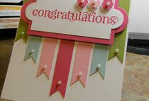 Cards / Inspiration for DIY Card Making / by Rose Marie Nunez