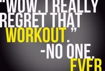 Workout Motivation / by Tammy Crebo