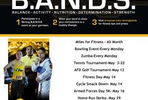 2014 STRONG B.A.N.D.S. / by Army Family and MWR Programs
