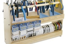 Storing & Organizing Your Supplies / by Katie Hacker