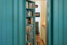 Home - Office & Library / by Sarita Chitkara