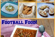Game Day Food/Decorations  / by Lisa Leake | 100 Days of Real Food