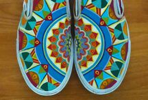 I love painting shoes! / by Natasha Gail Maggard
