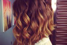 Hair and makeup / by Vanesa