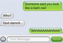 Funnies / by Rachel Fozard Hobbs