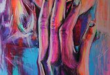 Dreamer's Artistic Inspirations  / Pretty little art  / by Gabrielle Pentalow