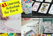 PreK Class Activities / by Shannon Kelly