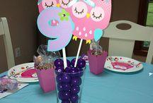birthday party ideas  / by Kelli Nelms