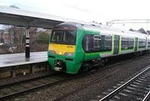 Trains - Class 321 / by London Midland