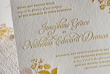 invitations / by Jacqueline Shorrock