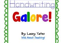 HS - writing  / by Sally Hurst