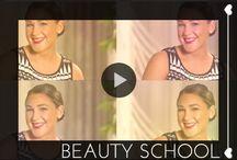 #BeautySchool / by Glam