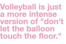 Volleyball / by Mindy Lindner