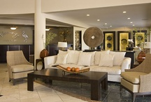 "Resort Style / Enjoy our beautiful lobby and public areas of the resort.  It's a sure thing you will have your own ""zen"" moment when you are a guest here! / by Flamingo Beach Resort and Spa"