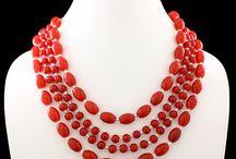 Necklaces / The album contains exquisite beaded necklaces from blingstation.com / by Blingstation