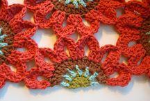 Crochet - Mandala & Doily / by Hilaria Fina