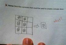 Minecraft (Destiny's Board) / by Jenny Ellsworth