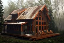 Log Cabin Love / by Allison Schimelpfening