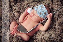 Newborn photo ideas / by Gina Marquez