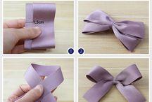 ribbons / by Yukari Nagasaki