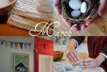 March / by Meaghan Newell