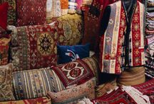 Magic Carpets of the Orient / Beautiful Handwoven Carpets and Rugs / by T. Almon