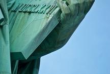 Lady Liberty - USA / by Robin