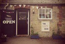 My Shop - The Gift Box / I run a little independant unique shop selling gorgeous creations by talented artisans Moorfield Farm Courtyard, Warkton, Kettering, NN16 9XJ / by Deanne Evans