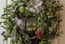 Wreaths / by Amy Kaminski