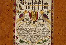 fraktur / by Joanne Morgan