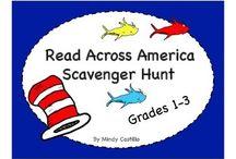 Dr. Seuss / by Children's Literature Centre