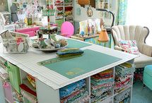 Sewing & Craft Room / by Christine Cassidy