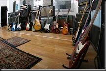 Guitars / by Chad Rayburn