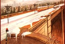 Transit / by Toronto Vintage Society