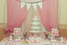Baby Shower Ideas / by Veenat Noravong
