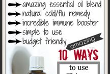 Essential oils / by Amy Marshall