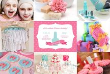 Pamper Party / by Polka Dot Daze