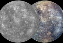 Space (Mercury) / by Chus