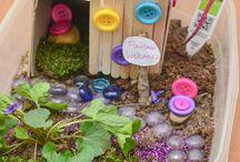 Kid Crafts/Nanny Summer / by Elizabeth Gamble