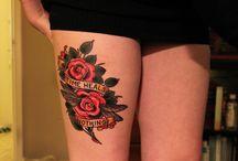 Tattoos! / by Ashley Robin