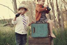 Kiddos / by Jessica Betts