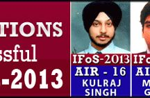 UPSC/IFoS-2013 Result  / by Ims New Delhi