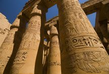 Egypt / by Nerine Dorman