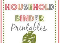 Household Binder / by Chrissy {The Taylor House}