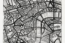 london / by Sara